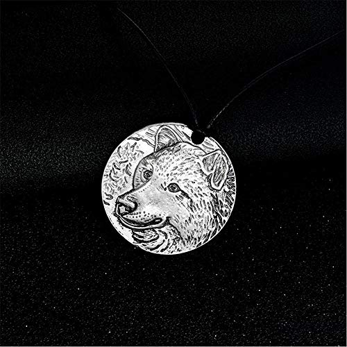 - Creative Alloy Fashion Jewelry Pendant Necklace Gift