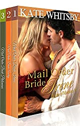 Brides of Montana 3 Book Box Set (Mail Order Brides): A Clean Historical Cowboy Romance Collection