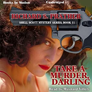 Take a Murder, Darling Audiobook