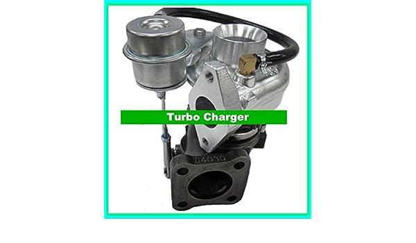 GOWE Cargador de Turbo para Motor de 2 ct CT12B 17201 - 64110 Cargador de Turbo para Toyota Land Cruiser/3.0L: Amazon.es: Bricolaje y herramientas