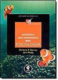 capa de Estatística sem Matemática Para Psicologia