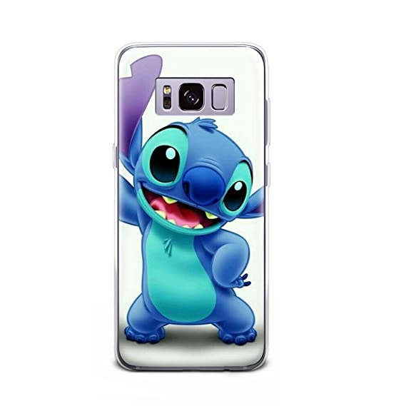 huge selection of 8f65f 8d155 Amazon.com: GSPSTORE Galaxy Note 5 case Lilo & Stitch Disney Cartoon ...