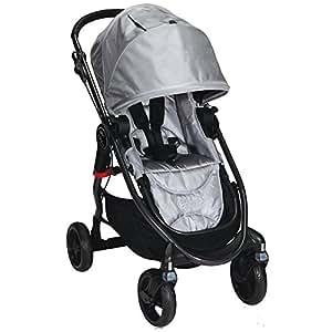Baby Jogger 2013 City Versa Stroller - Silver
