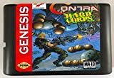 Games Cartridge - Contra Hard Corps only support NTSC For 16 bit Sega MegaDrive Genesis Sega Game console