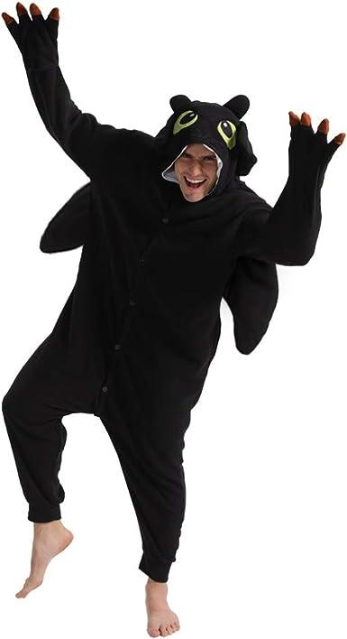 Adult Unisex Care bears Animal Kigurumi Pajama sleeper Pyjamas Costume Sleepwear