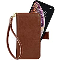 Select COCASES Wallet Case Compatible with iPhone Xs Max