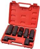 Cartman Automotive Oxygen Sensor Socket Set 7PC Socket Set: more info