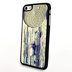 Generic Phone Accessories Matte Hard Plastic Phone Cases Catch Your Dreams Dream Catcher fit for Iphone 6