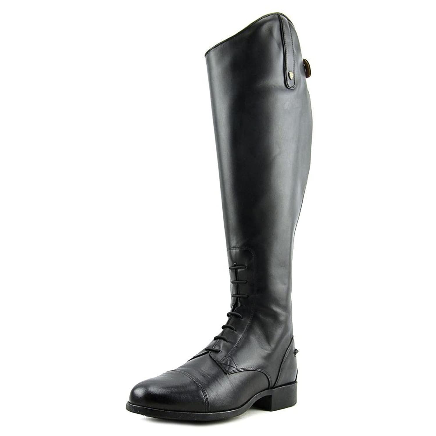 Amazon.com | Ariat Womens Heritage Contour Field Zip Tall Riding ...