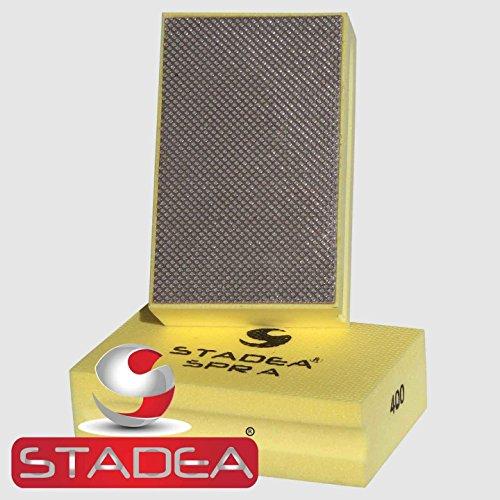 Stadea HPW109K Diamond Hand Polishing Pads - Marble Glass Concrete Stone Terazzo Polishing, 7 Pads Set by STADEA (Image #4)