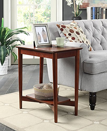 Amazoncom Indoor Multi Function Accent Table Study Computer Desk