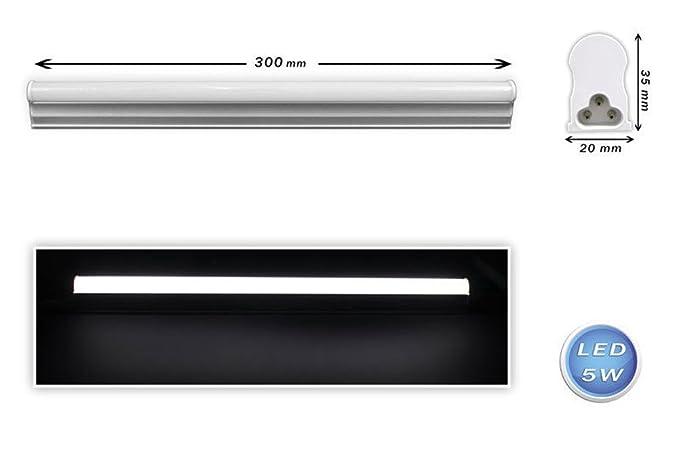 Plafoniere Neon Per Ufficio : Vetrineinrete® sottopensile led plafoniera neon tubo 30 40 50 60