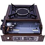Fogareiro com Sistema FLEX FUEL de Abastecimento Duo Ceramik - Nautika 280460