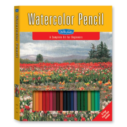Watercolor Pencil: A Complete Kit For Beginners (Walter Foster Drawing Kits) pdf epub
