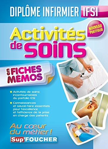 Activités de soins infirmiers - Nouveau Portfolio (French Edition)