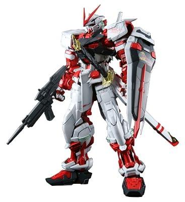 Bandai Hobby Gundam Seed Astray Red Frame 160 Perfect Grade Model Kit from Bandai Hobby