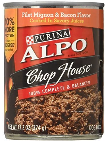 Nestle Purina Pet Care Co Alpo13.2Oz Fil Mig Food 10864 Dog Food