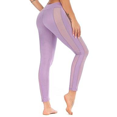 Cardith - Mallas de Yoga para Mujer con Perspectiva para ...