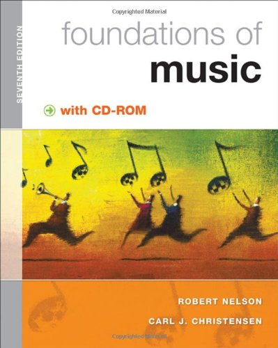 Download Foundations Of Music With Cd Rom Pdf By Robert