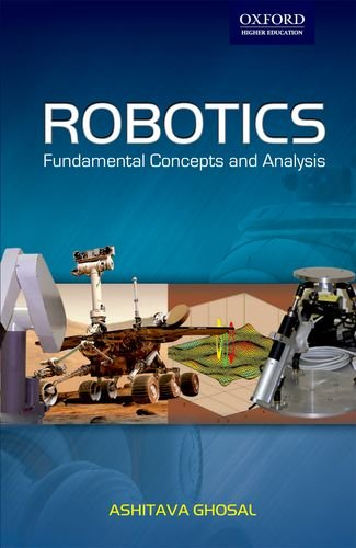 Robotics: Fundamental Concepts and Analysis