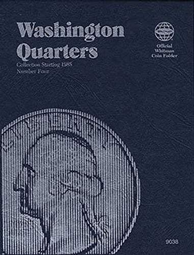(No. 8111 STATEHOOD QUARTER 2002-2005 WHITMAN 40 coin slot TRIFOLD ALBUM # 9/47)