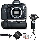 Canon EOS 6D Mark II DSLR Camera (Body Only) Combo Kit International Model