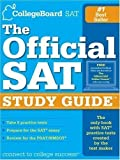 The Official SAT Study Guide: For the New SAT by The College Board 1st (first) Edition (10/7/2004)