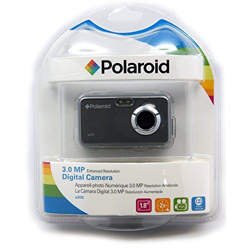 Polaroid CAA 300TC Digital 1 8 Inch Titanium