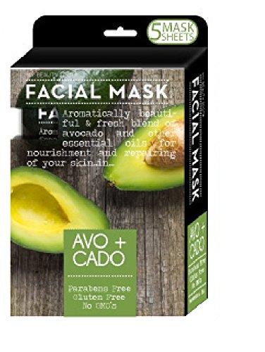 Avocado Face Mask For Spots