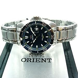 Orient LUN9P001D0 5 Deep - Reloj de buceo con mecanismo de cuarzo