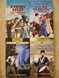 Orphan Train Adventures Set (A Family Apart ~ A Place to Belong ~ A Dangerous Promise ~ Caught in the Act)