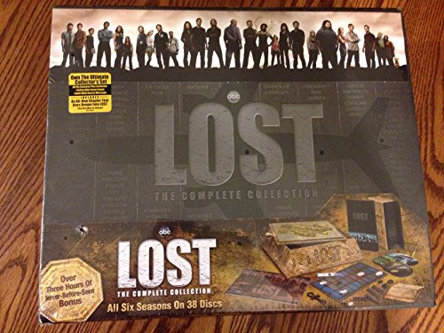 Lost: The Complete Collection by Buena Vista Home Video