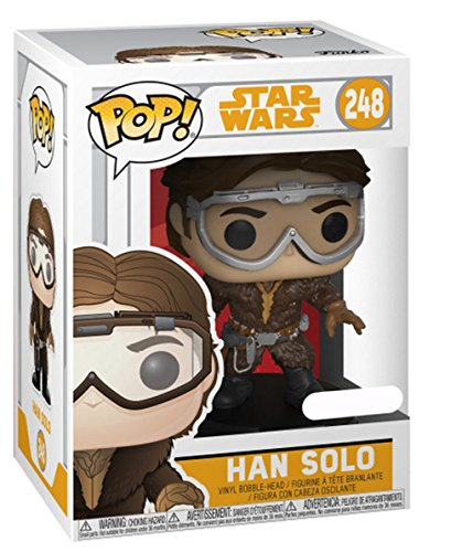 Disney Funko Pop!! - Star Wars Han Solo Exclusive