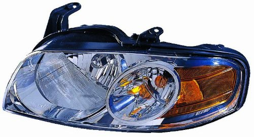 Depo 315-1150L-AF1 Nissan Sentra Driver Side Replacement Headlight Assembly (NSF Certified)
