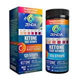 Ketone Strips - Perfect Ketogenic Supplement to