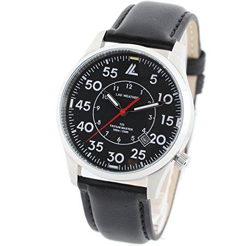 [LAD WEATHER] Swiss Tritium Military Casual Men's Sport (Tritium Sport Watches)