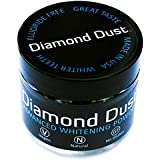 Activated Charcoal Tooth Whitening Powder by Diamond Dust, Fluoride Free, Natural