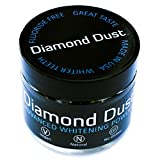 Activated Charcoal Teeth Whitening Powder - Fights Stains and Bad Breath, Detox Your Mouth Naturally, Organic Botanicals, New 7 Month Supply by Diamond Dust