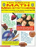 img - for Ten-Minute Math Mind-Stretchers (Grades 3-5) book / textbook / text book