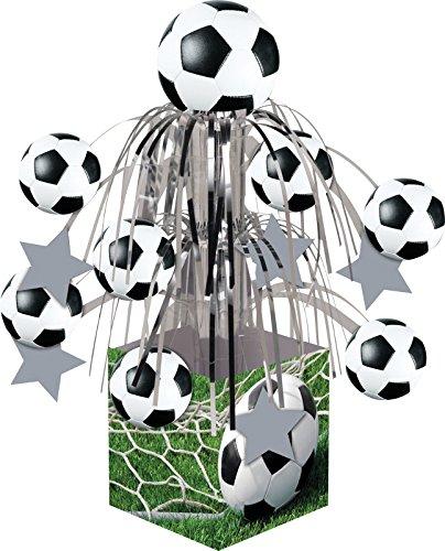 Soccer Mini Cascade Centerpiece