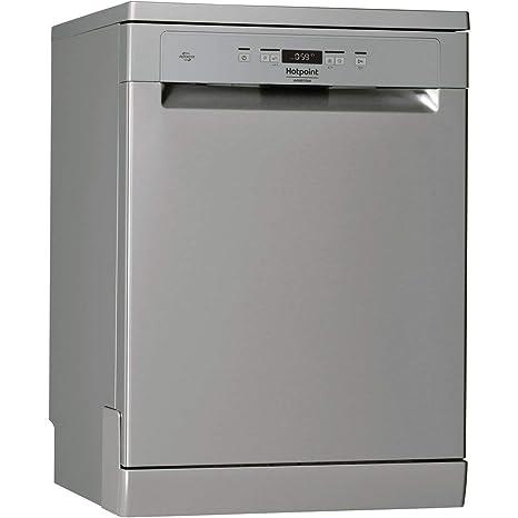 Hotpoint HFC 3C24 X lavavajilla Independiente 14 cubiertos A++ ...