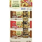 Taste of nature Nut Bars, 18 Count, 720g
