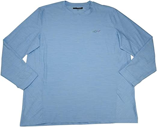 Greg Norman Mens Crew-Neck T-Shirt