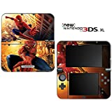 Spiderman Decorative Video Game Decal Cover Skin Protector for the