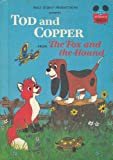 Tod and Copper, Walt Disney Productions Staff, 039494819X
