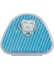 Strek mondbescherming, tandenlade houder met koffer, overvolle onregelmatige tanden Corrector voor tanden slijpen tanden lichter trays slaap
