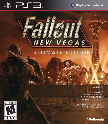 Fallout New Vegas Ultimate Edition - PlayStation 3