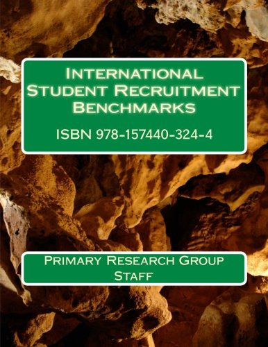 International Student Recruitment Benchmarks
