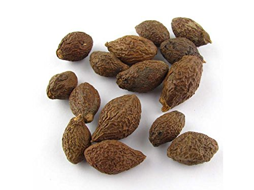 Malva Nut Dried Sterculia Lychnophora, Dried Pangdahai 3.50 OZ, 胖大海 shipping from USA