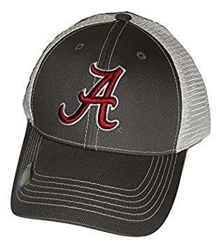 871fbb4dcec ... release date alabama crimson tide adjustable gray cap mesh back hat  f95af 71552